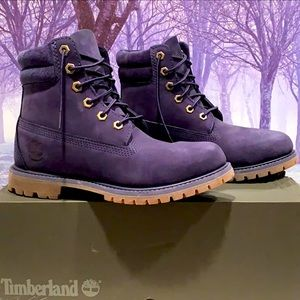 """TIMBERLAND NEW 6"""" Waterville Waterproof Boots 7.5"""